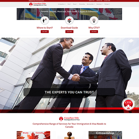 Canadian Title Immigration & Visa Consulting Ltd.