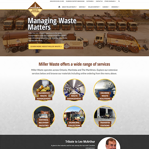 Miller Waste Systems Inc.